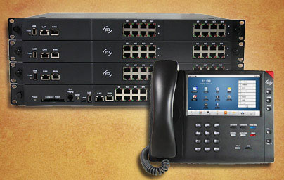 IP 900 Phone System with ESI-250 Business Android Smartphone