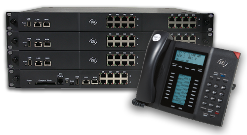 IP Server 900 business telephone system